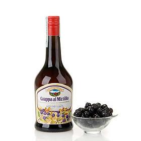 Grappa al Mirtillo 700 ml s1