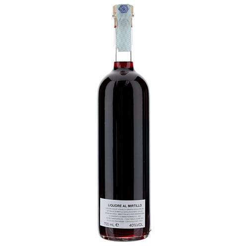 Grappa de Mirtilo 700 ml 2