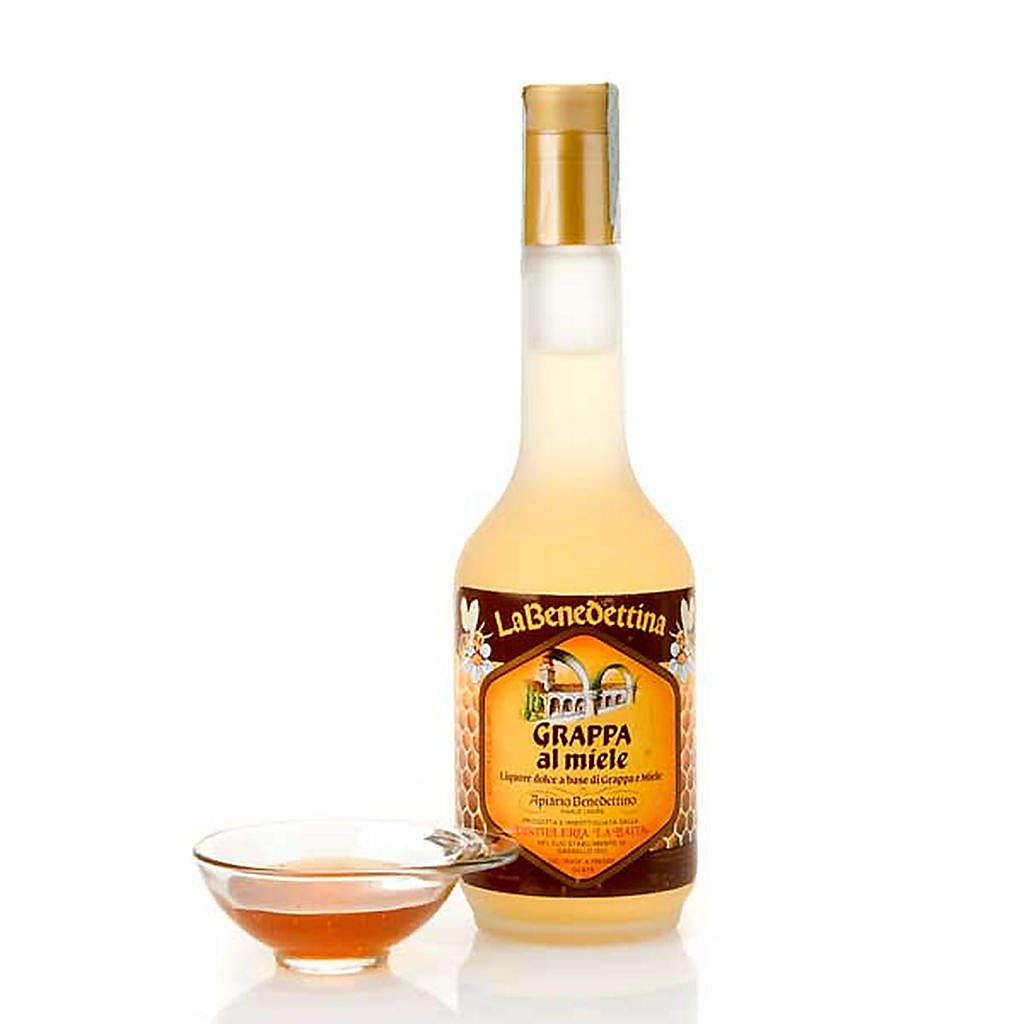 Grappa al miele 700 ml 3
