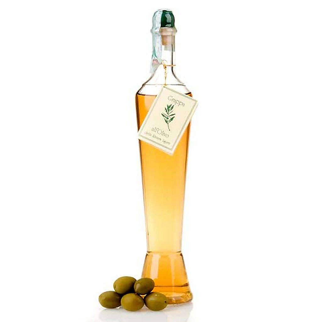 Grappa à l'olive 3