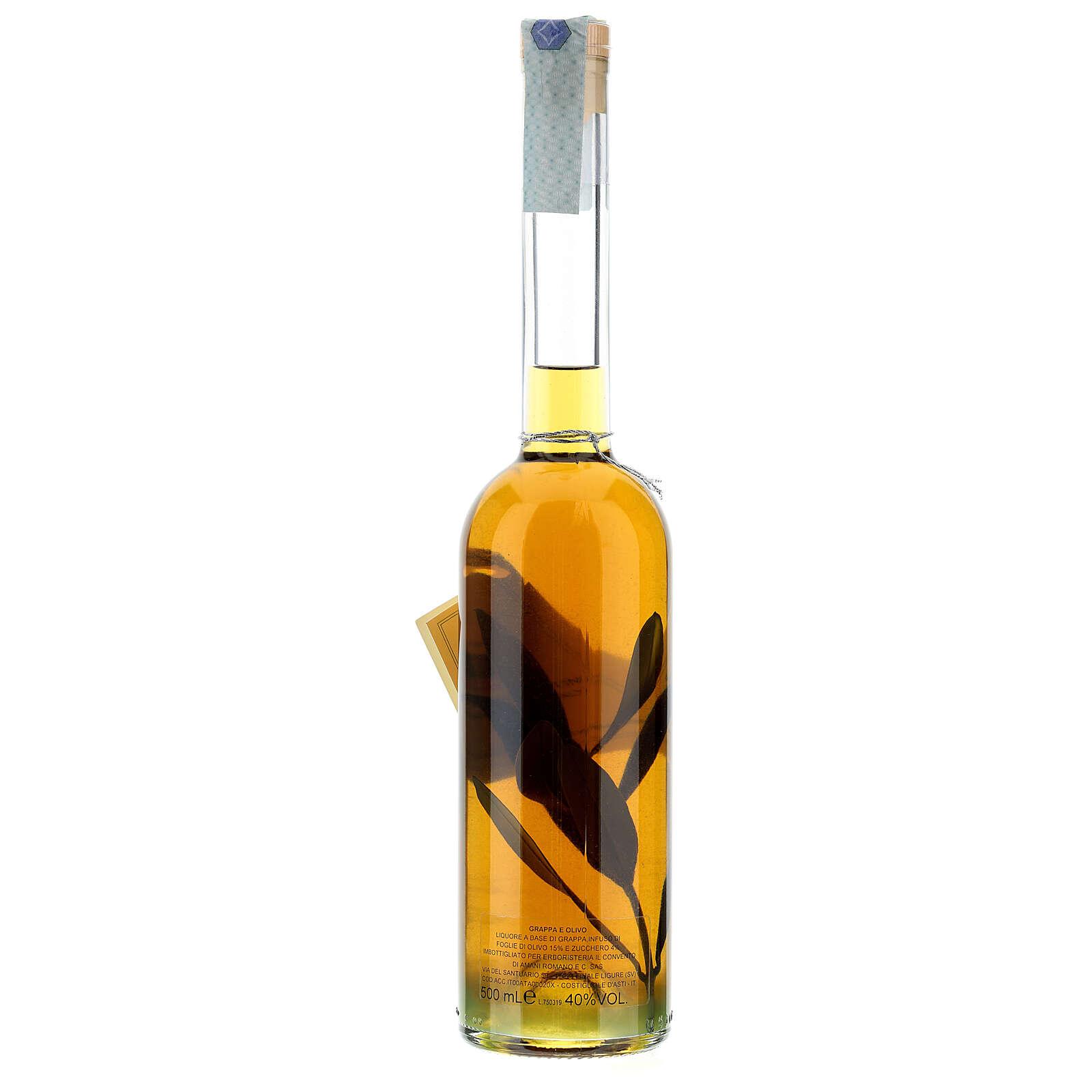 Grappa z oliwek 500 ml 3
