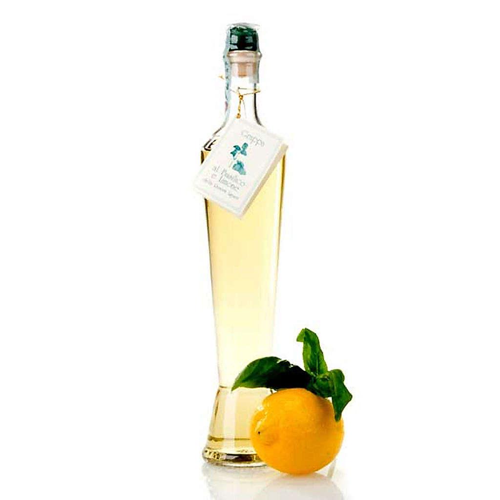 Grappa al basilico e limone 500 ml 3