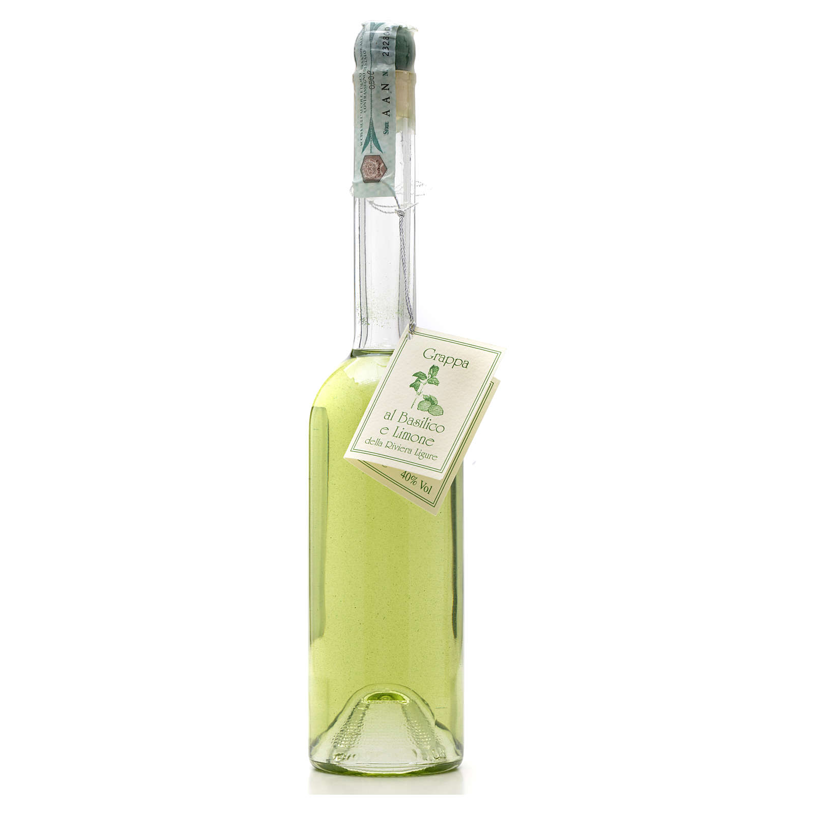 Grappa al basilico 500 ml 3