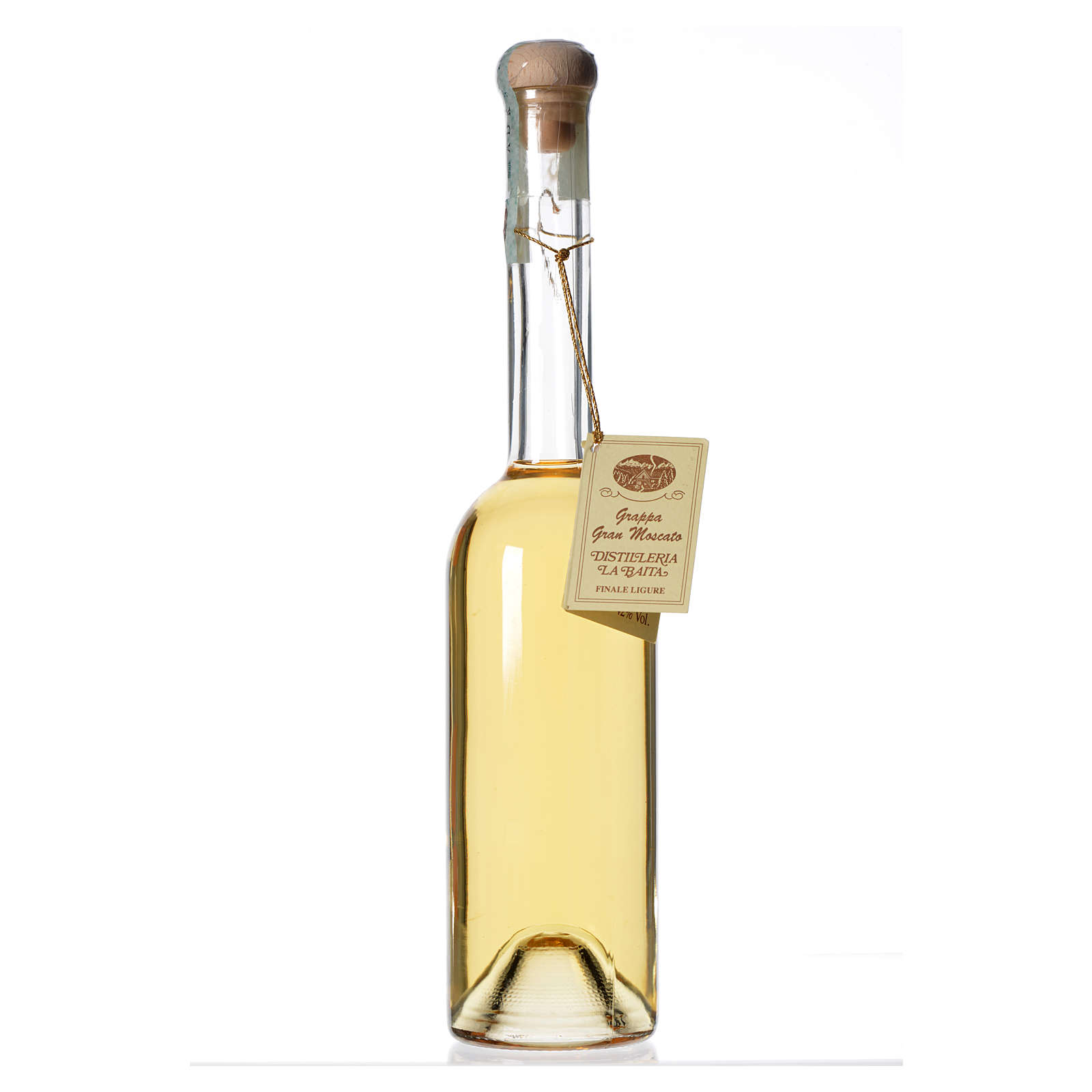 Grappa de Vin Gran Moscato Finalpia 500ml 3