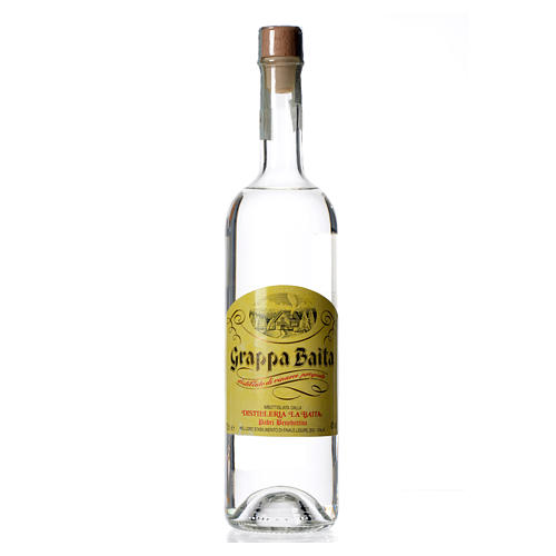 Grappa Baita 700 ml Finale Ligure 1