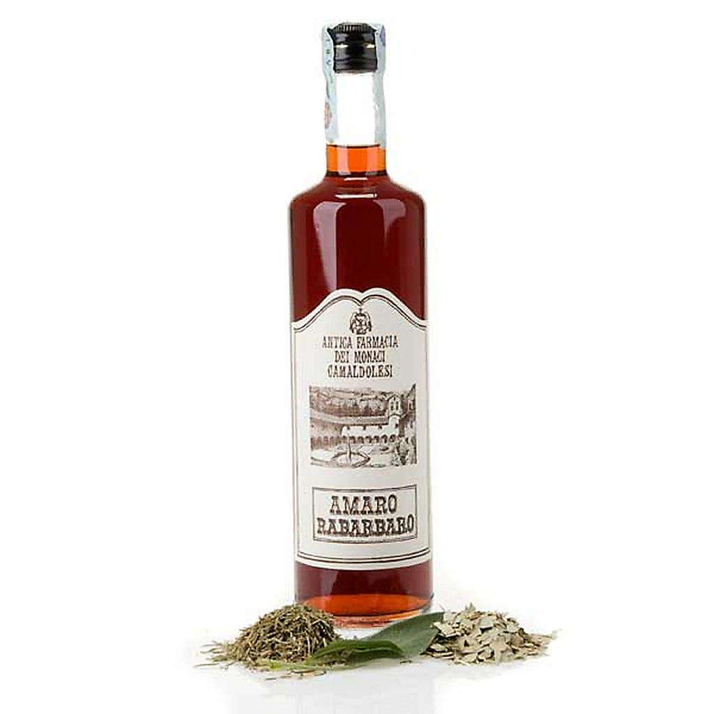 Amaro Rabarbaro di Camaldoli 700 ml 3