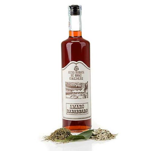 Rhubarb liqueur  Camaldoli 700 ml 1