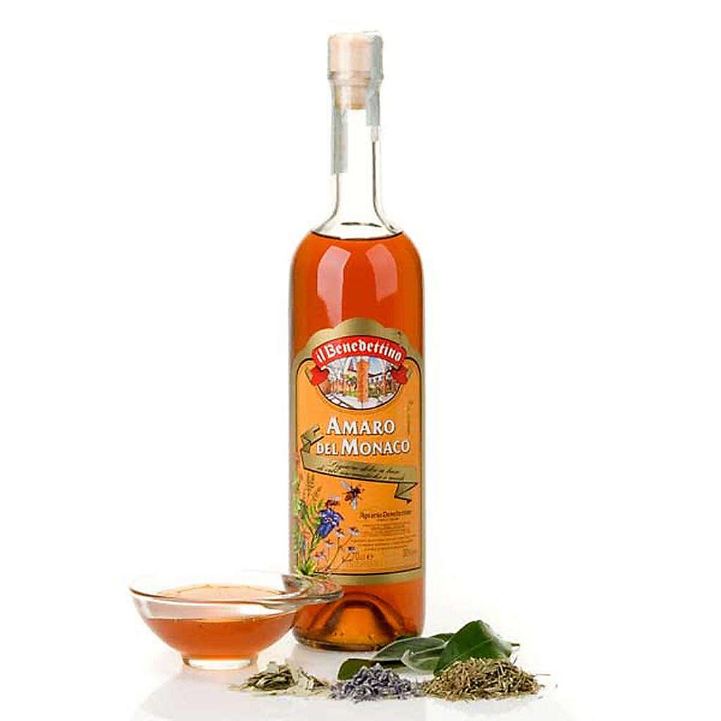 Digestivo Amaro del Monaco 700 ml 3