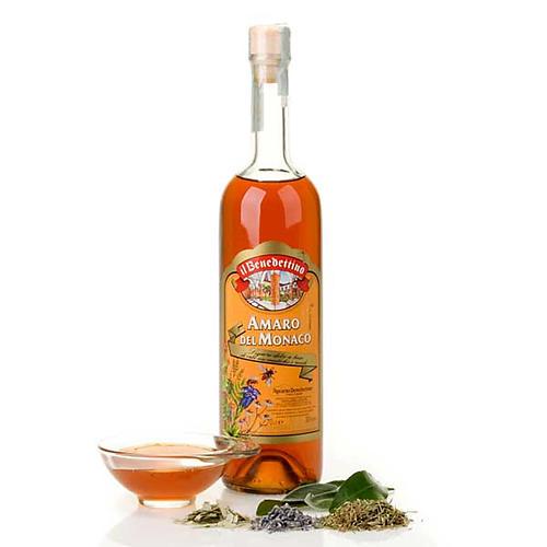 Digestivo Amaro del Monaco 700 ml 1