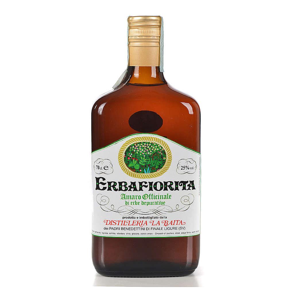 Licor Amaro: Erbafiorita 3