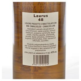 Laurel 48 de Camaldoli 700 ml s6