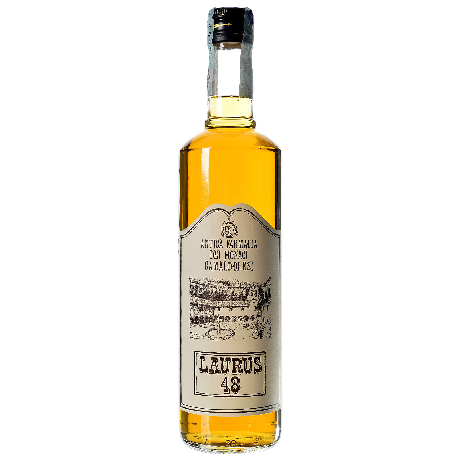 Laurus 48 Camaldoli 700 ml likier 3