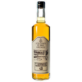 Liqueurs, Grappa and Digestifs: Laurus 48 di Camaldoli 700 ml