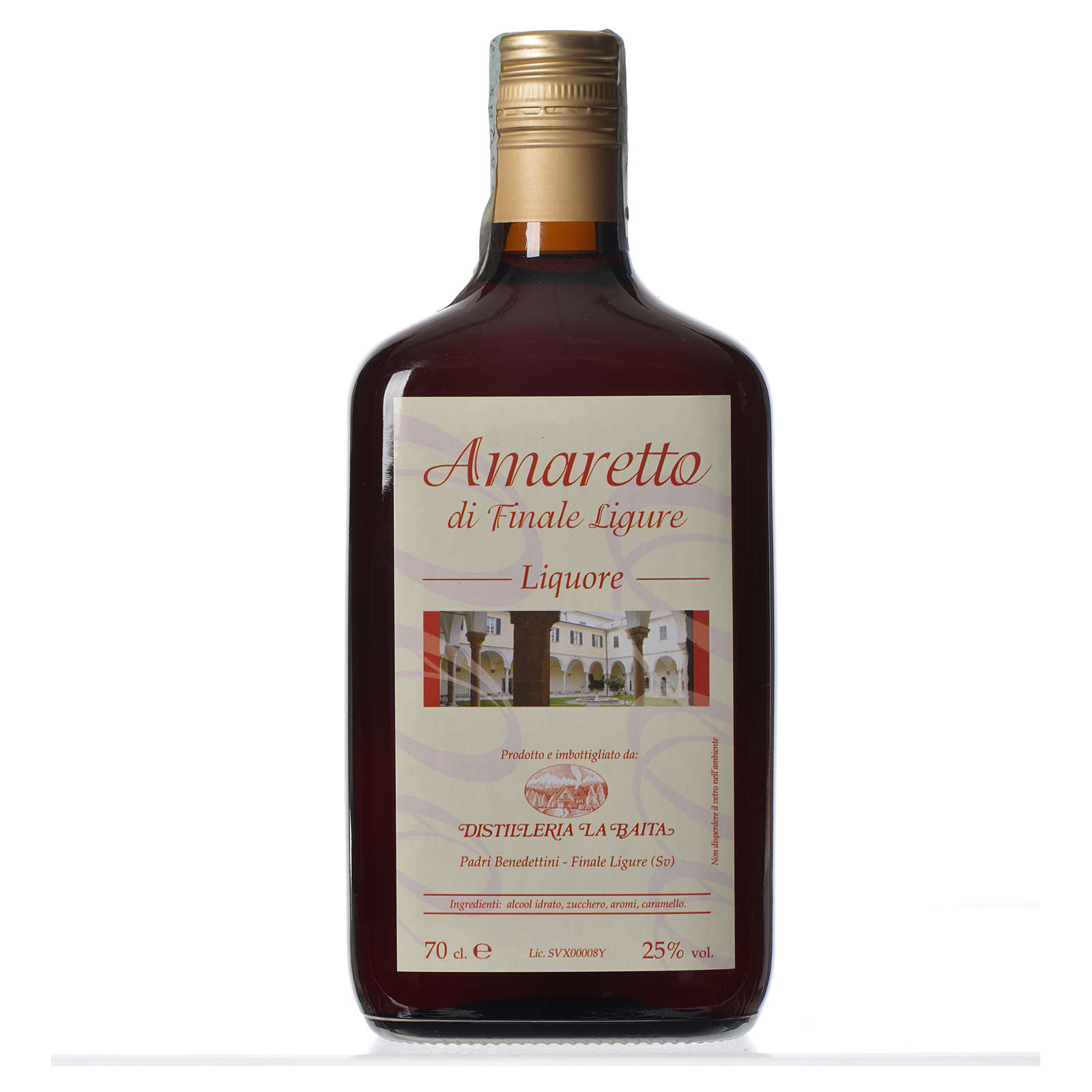 Amaretto di Finale Ligure 700 ml 3