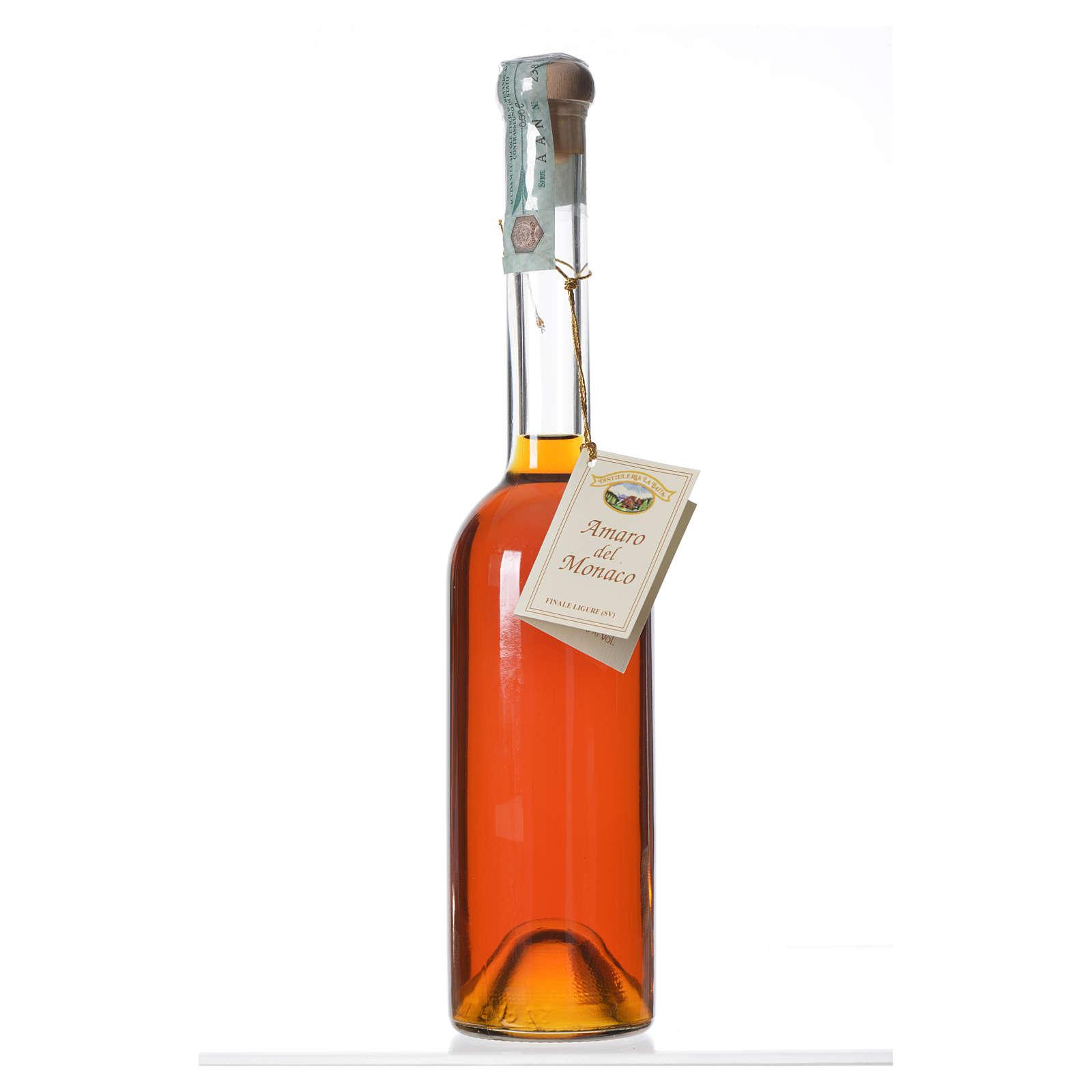 Amaro Mnicha z Finale Ligure 500 ml 3