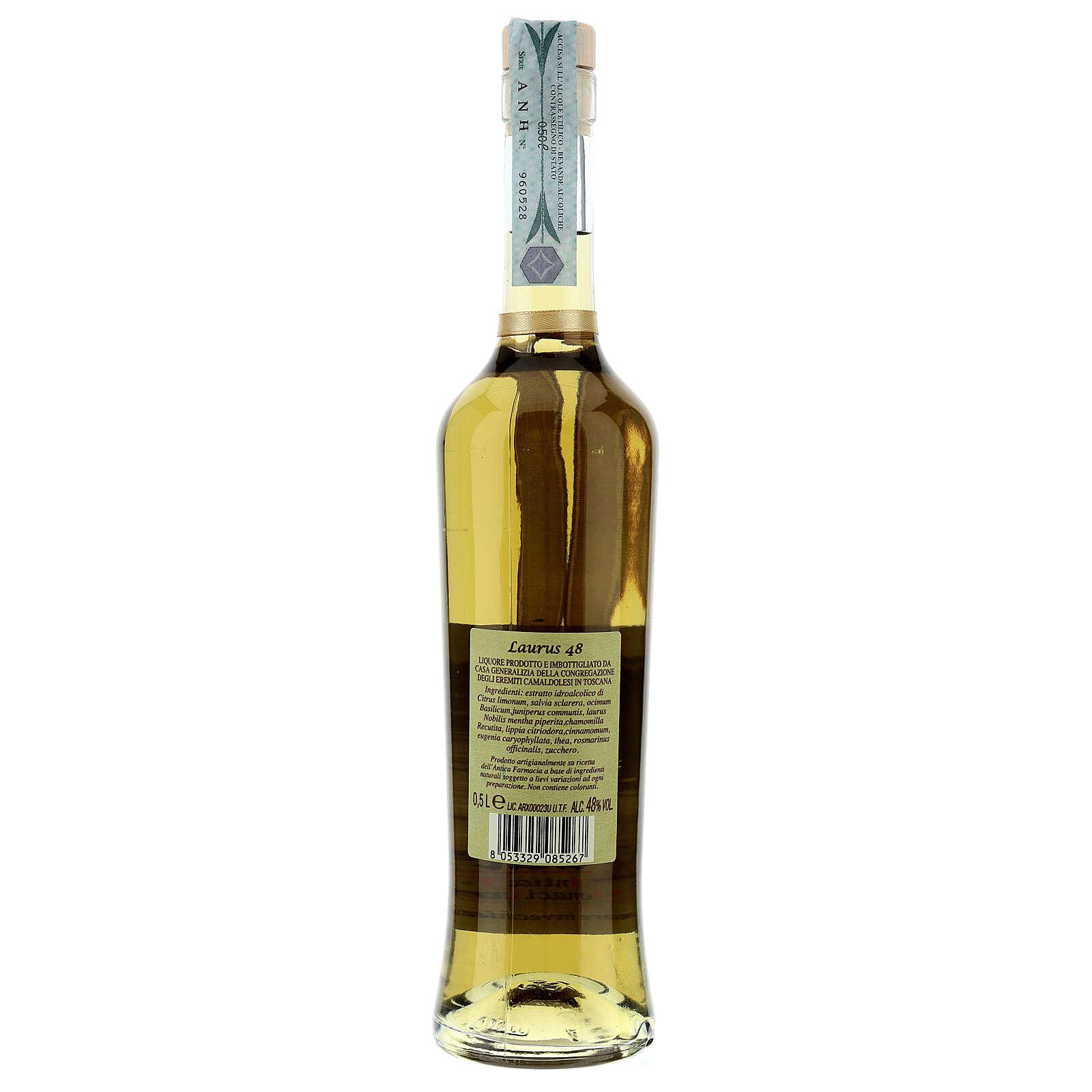 Laurus 48 Vieilli 5 ans 500 ml Camaldoli 3