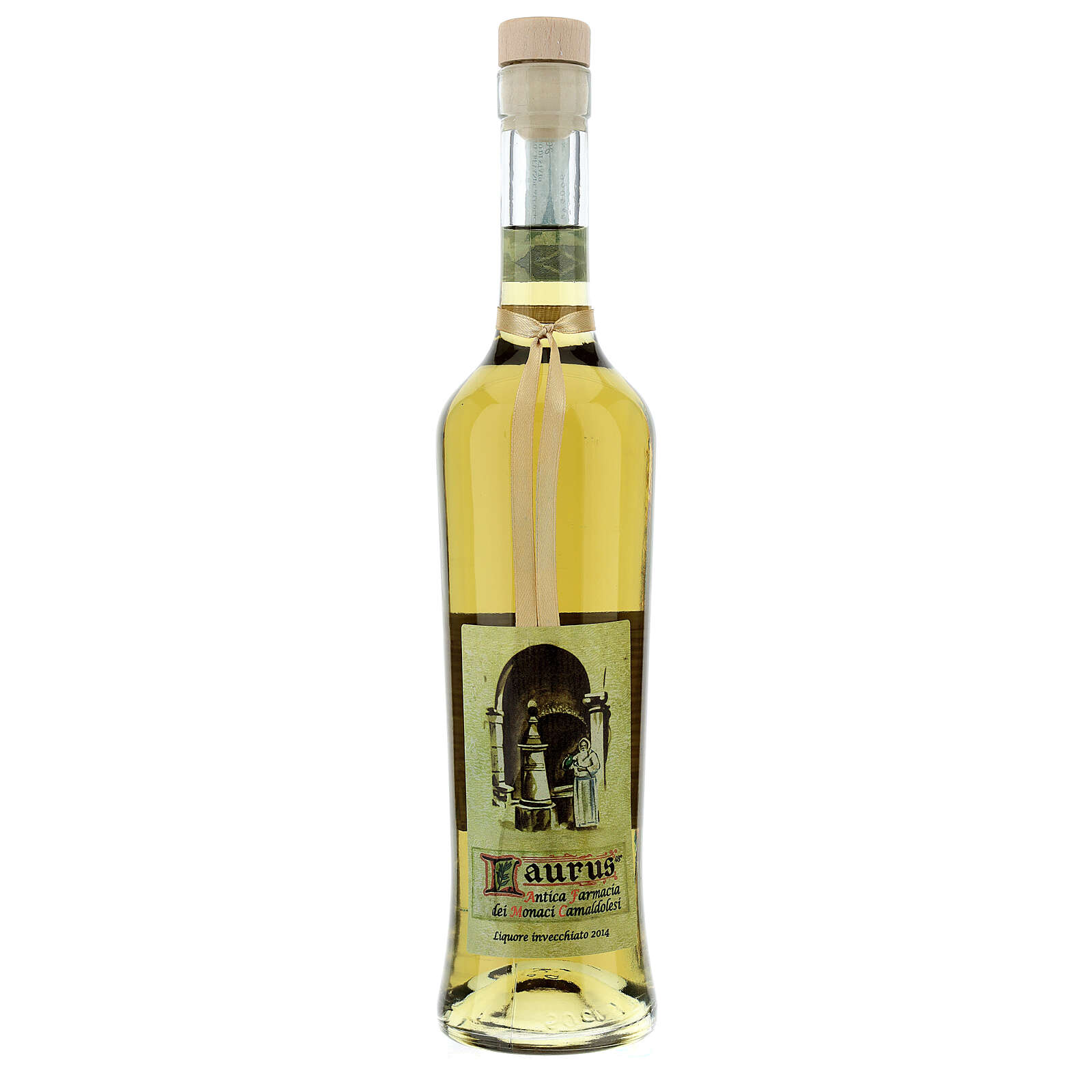 Laurus 48 Invecchiato 5 Anni 500 ml Camaldoli 3