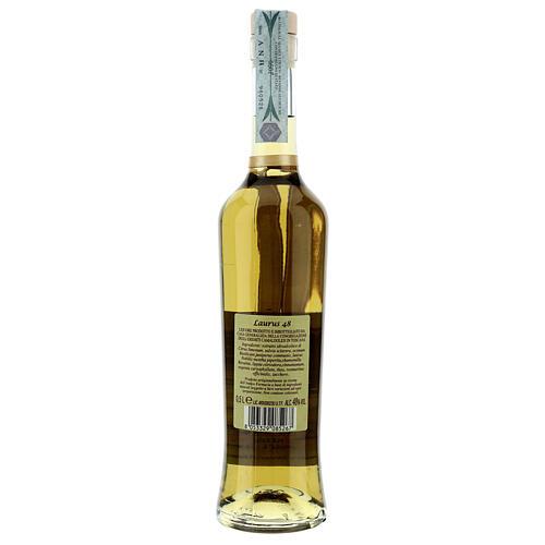 Laurus 48 Invecchiato 5 Anni 500 ml Camaldoli 2