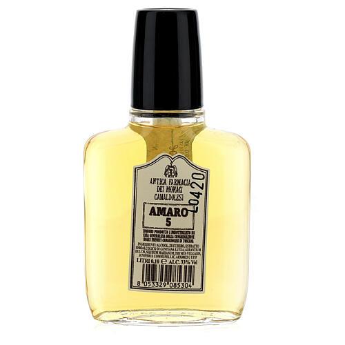 Digestivo Amaro 5 Camaldoli 100 ml 1