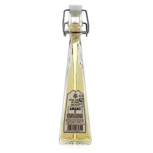 Liqueur digestif Amaro 5 Camaldoli 40 ml 1