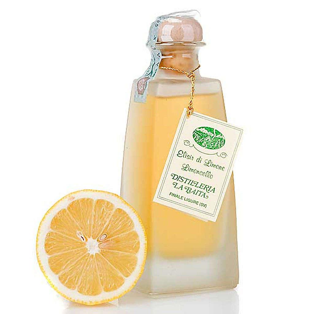 Elixir limón Limoncello 3