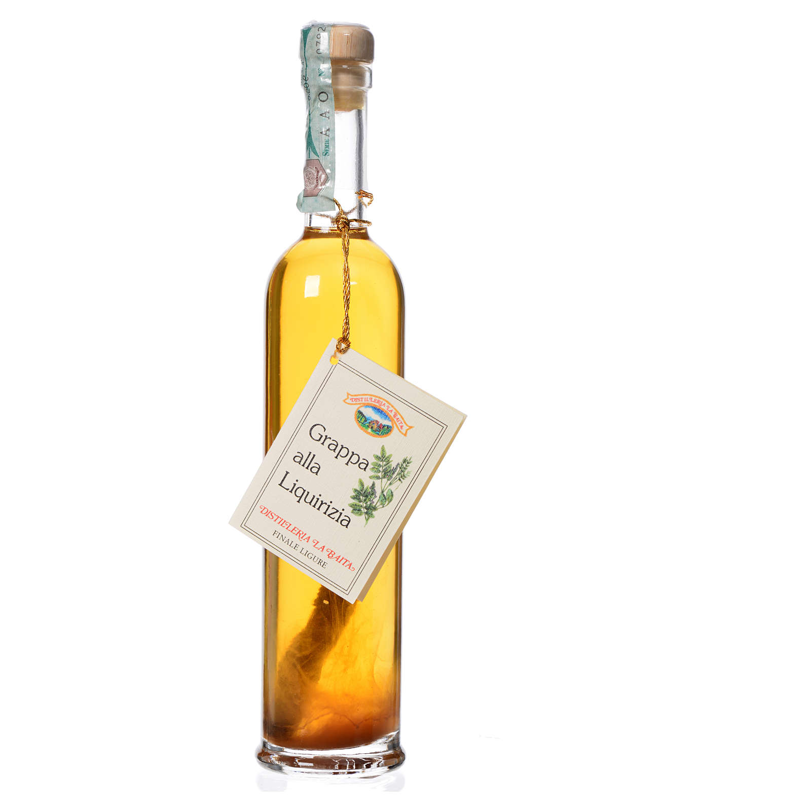 Grappa alla liquirizia 200 ml 3