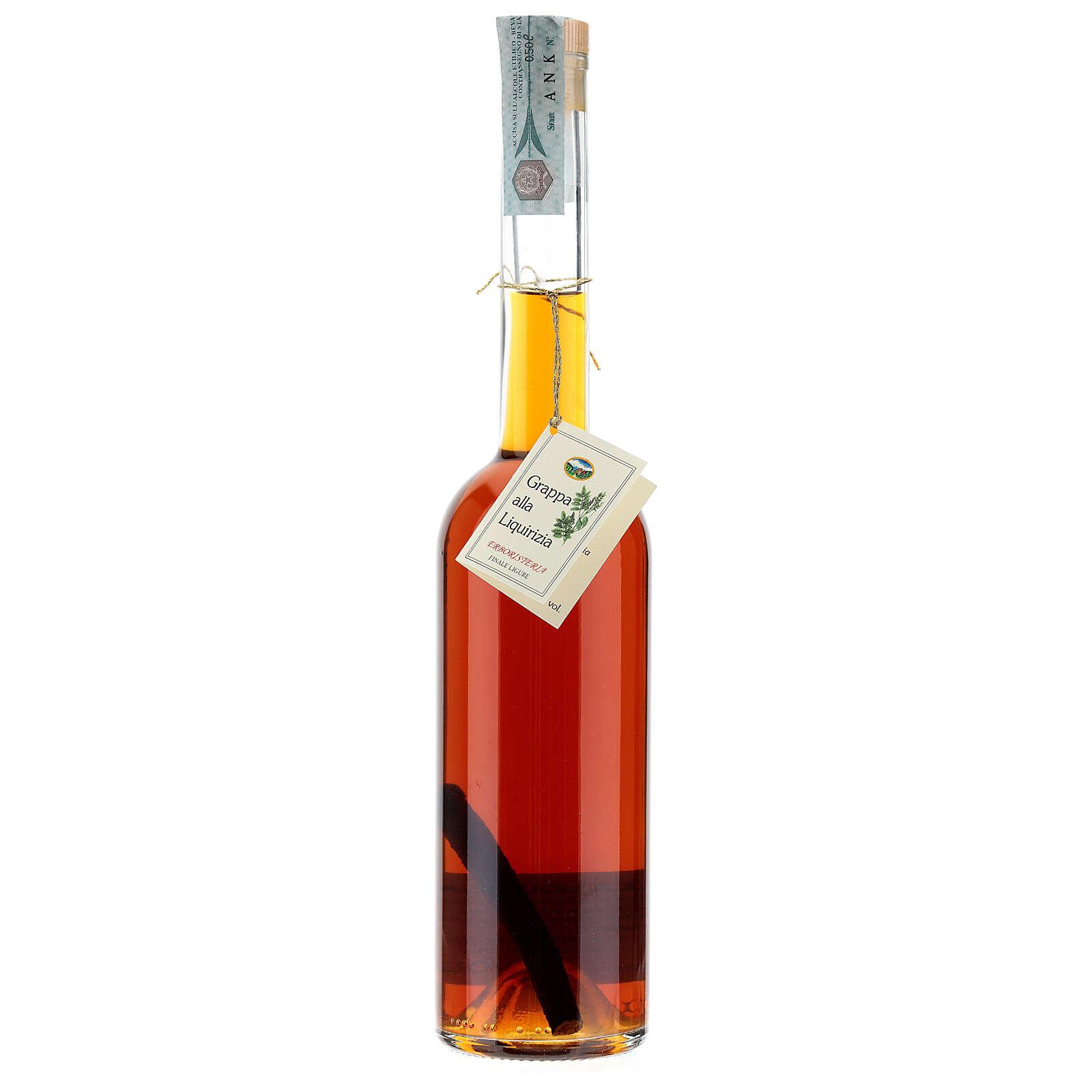 Liquirice grappa, 50 ml 3