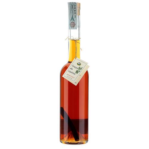 Liquirice grappa, 50 ml 1