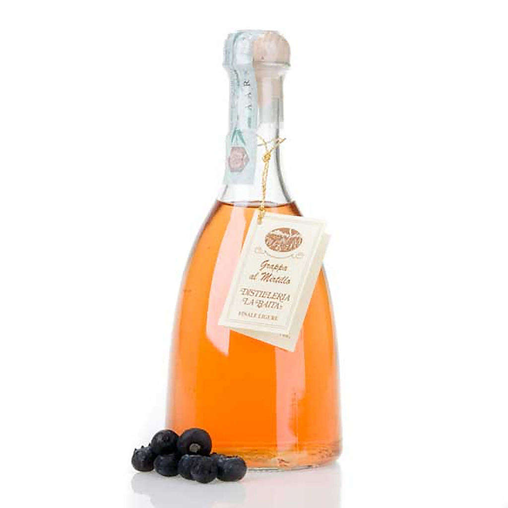 Grappa arándano 500 ml 3