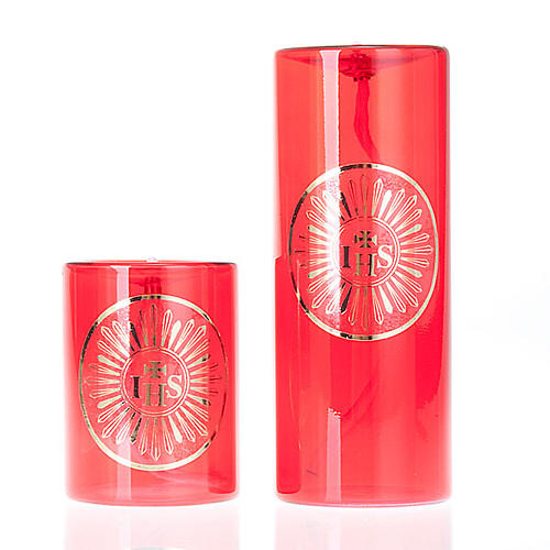 Vigil light glass tumbler 1