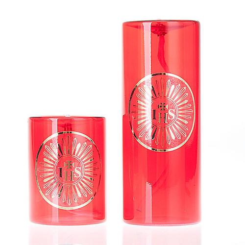 Oliwna szklana wieczna lampka 1