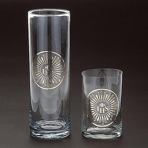 Bicchiere per Santissimo vetro trasparente 2