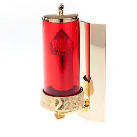 Lámpara para el Santísimo de pared con bateria s1