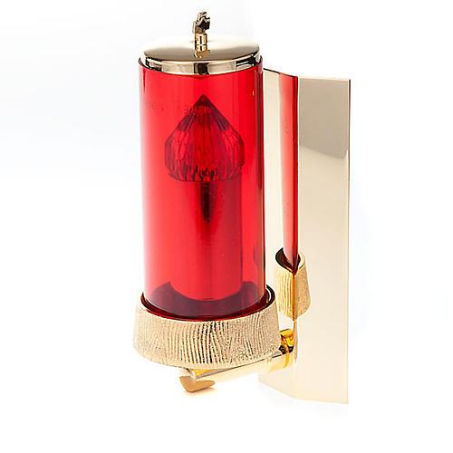 Lámpara para el Santísimo de pared con bateria 1