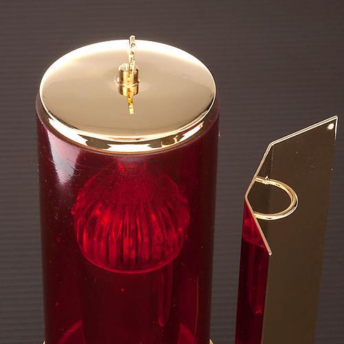 Lámpara para el Santísimo de pared con bateria 2