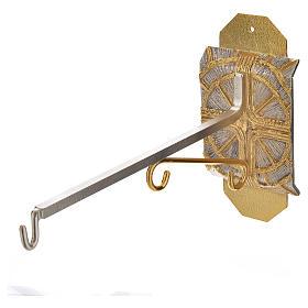 Lámpara para el Santísimo de colgar 80 cm alto s4