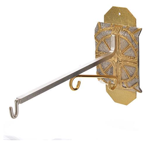 Lampada per Santissimo da appendere h.80 cm 4