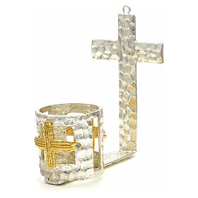 Lamparinas Santíssimo: Lamparina do Santíssimo de pendurar cruz copo