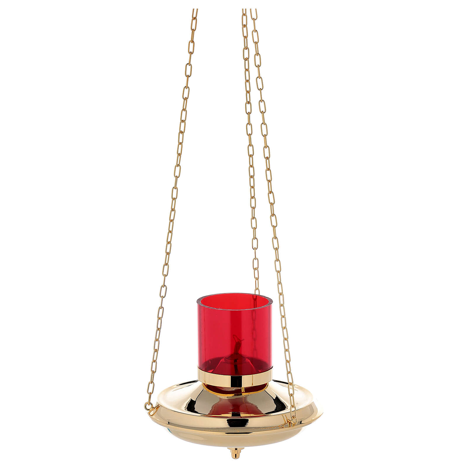Blessed Sacrament lamp with 1m chain 3