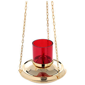 Blessed Sacrament lamp with 1m chain s2