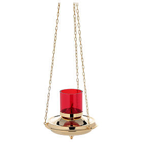 Blessed Sacrament lamp with 1m chain s3