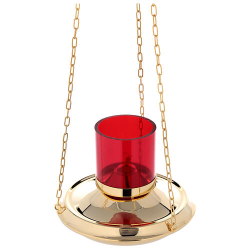 Blessed Sacrament lamp with 1m chain 2