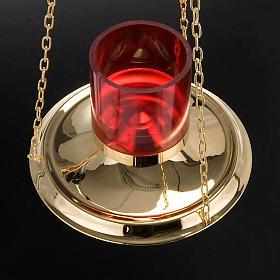 Lámpara Santísimo con cadena 1m s3