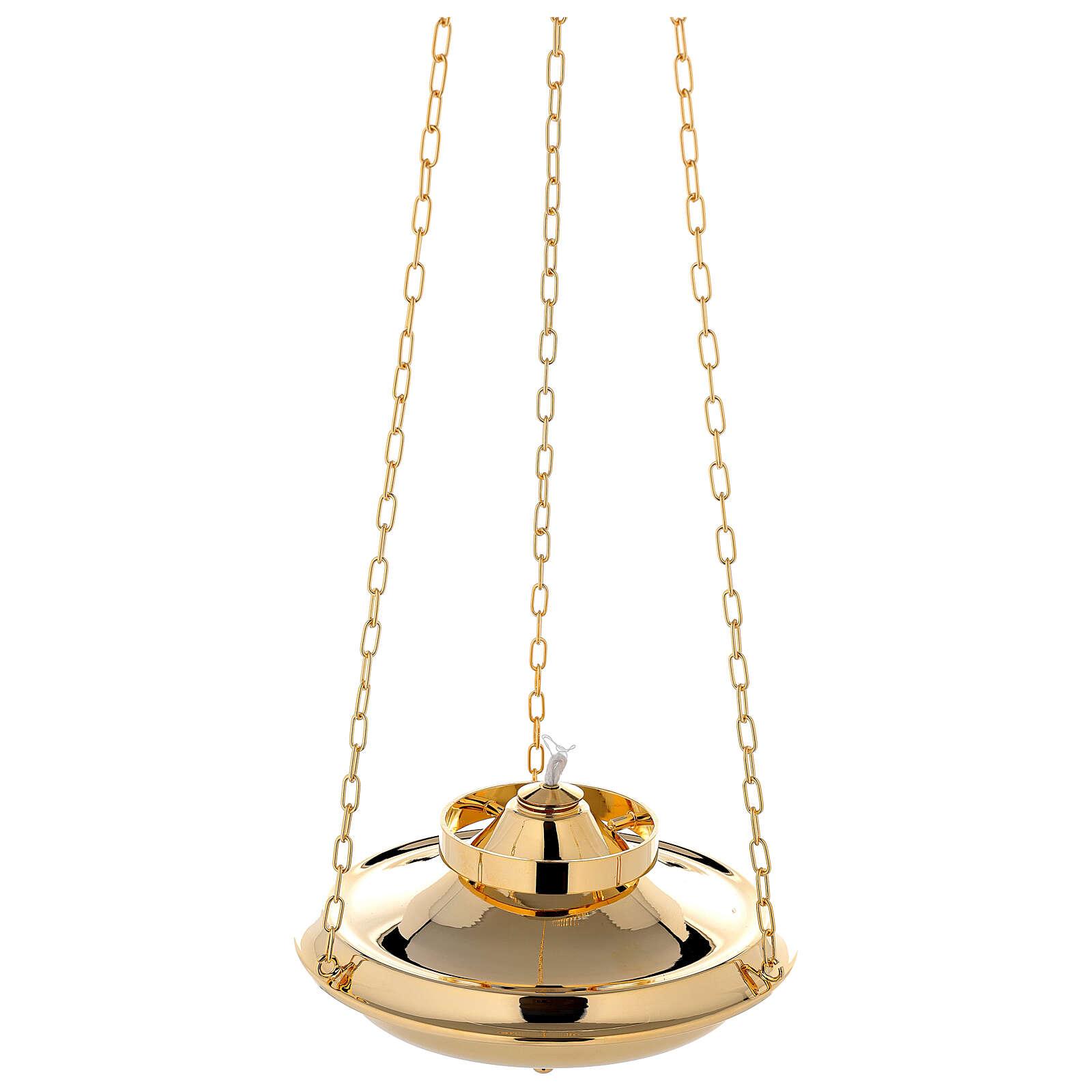 Lampada Santissimo catene 1 m 3