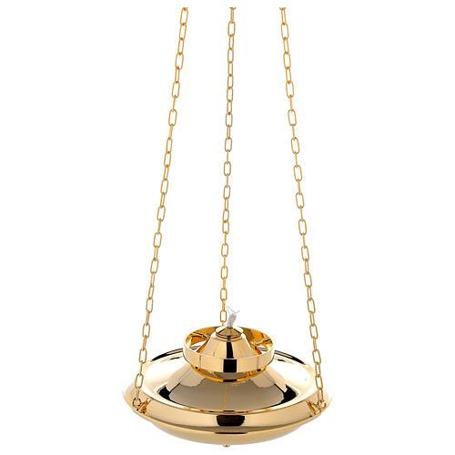 Lampada Santissimo catene 1 m 5