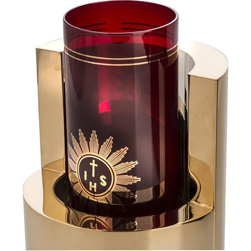 Lampka Eucharystyczna do Najświętszego Sakramentu model Lumen 2