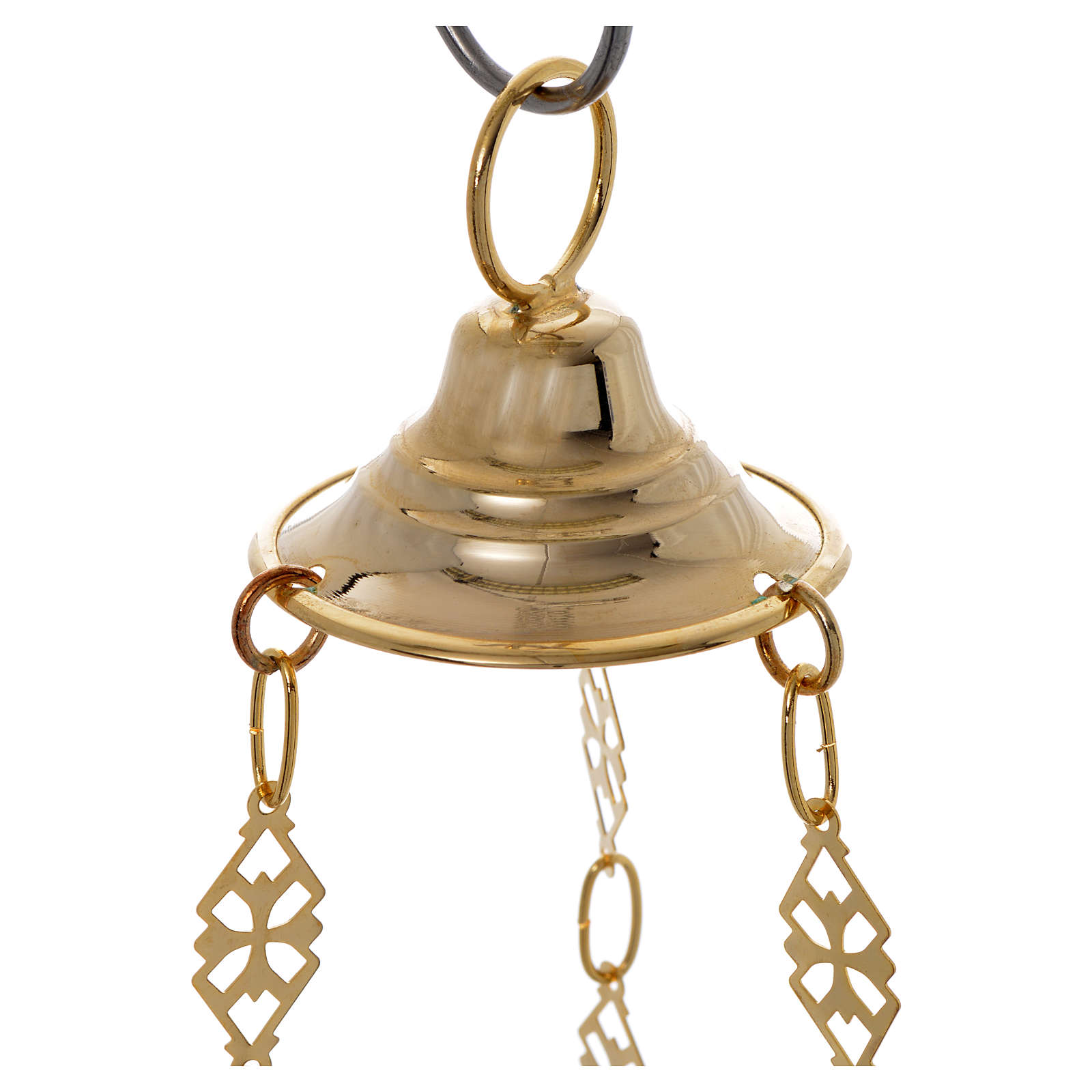 Blessed Sacrament Orthodox lamp 19x9cm 3