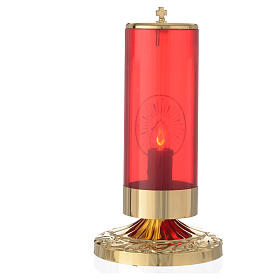 Lamparina Santíssimo estilo império eléctrica s2