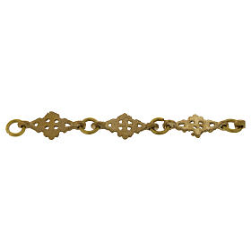 Brass chain 1 m for pendant lamp s2