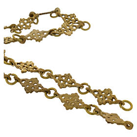 Brass chain 1 m for pendant lamp s3
